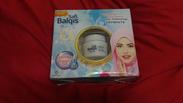 [ Beauty Review ] : Rangkaian Penjagaan Kulit dari SAFI BALQIS OxyWhite
