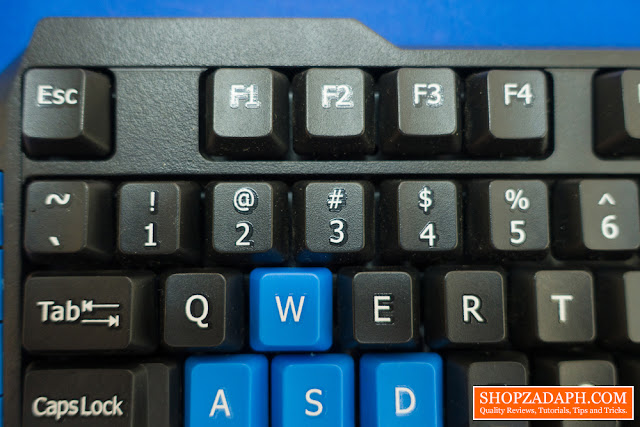 zeus mk 220 basic keyboard review