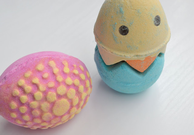 Lush Easter Collection Review