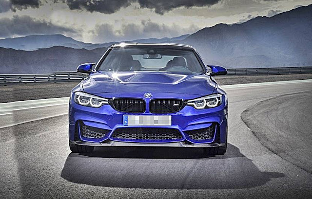 2018 BMW M4 CS Review