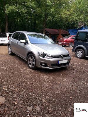 TEST/ HİTMAN: VOLKSWAGEN GOLF 1.6 TDI