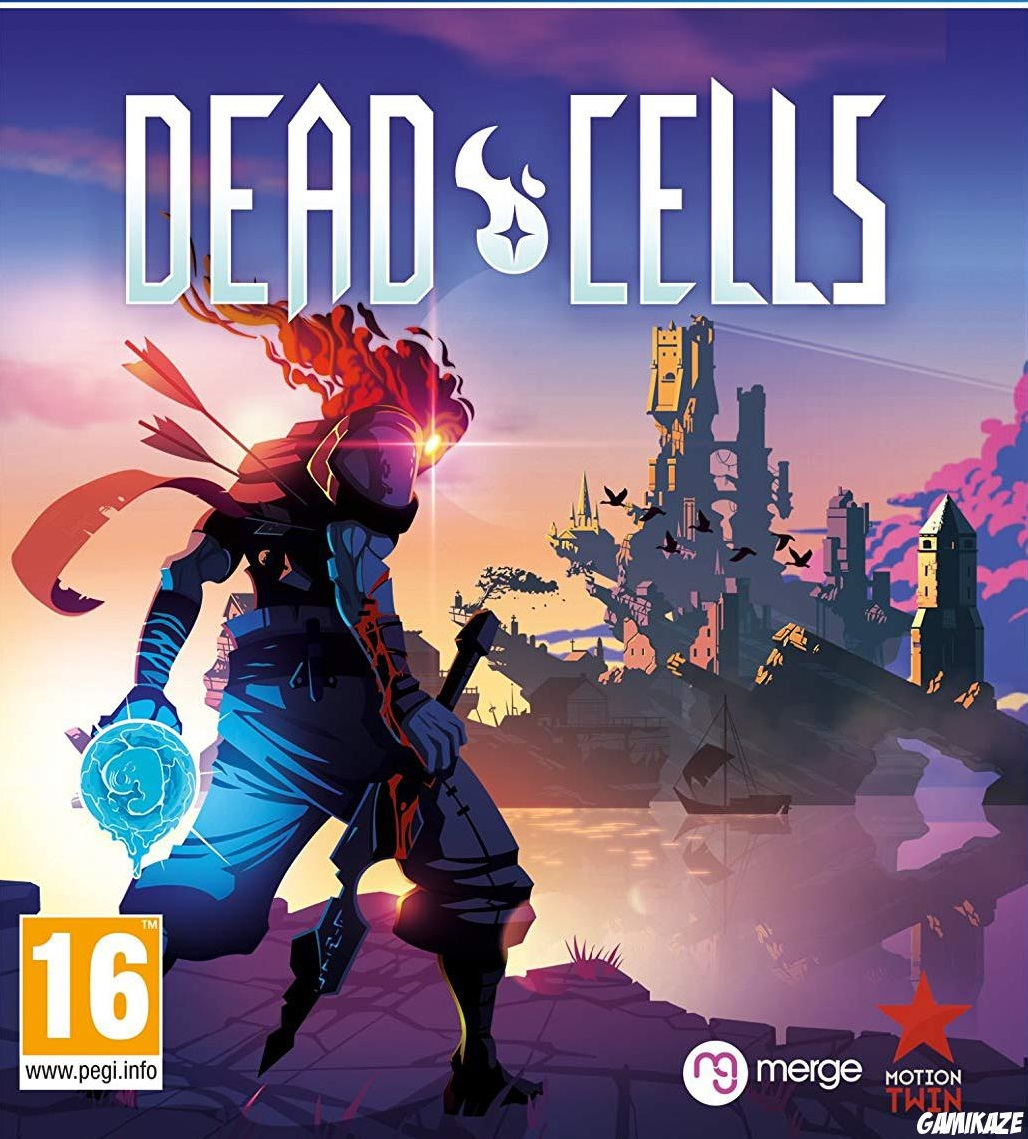 Descargar Dead Cells The Bestiary PC Cover Caratula