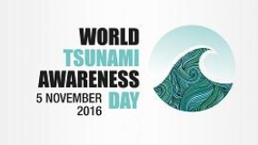 World Tsunami Awareness Day: November 5