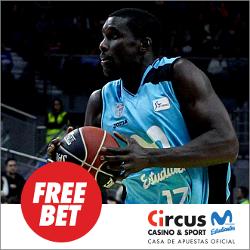 circus promocion 25 euros Estudiantes vs Murcia 3 diciembre
