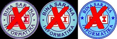 Logo BSI (Bina Sarana Informatika) Yang Benar
