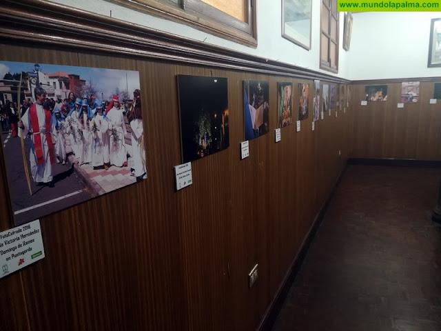 La Sociedad La Investigadora acoge una exposición fotográfica sobre la Semana Santa palmera
