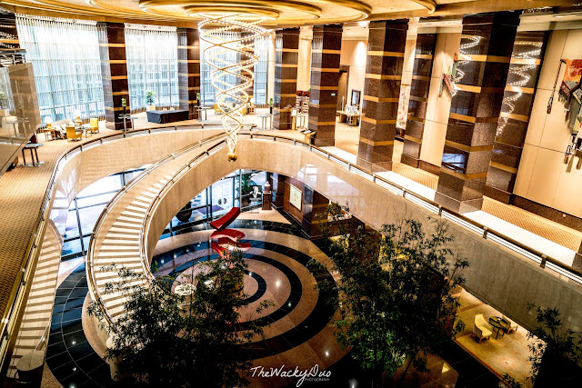 Conrad Singapore Lobby