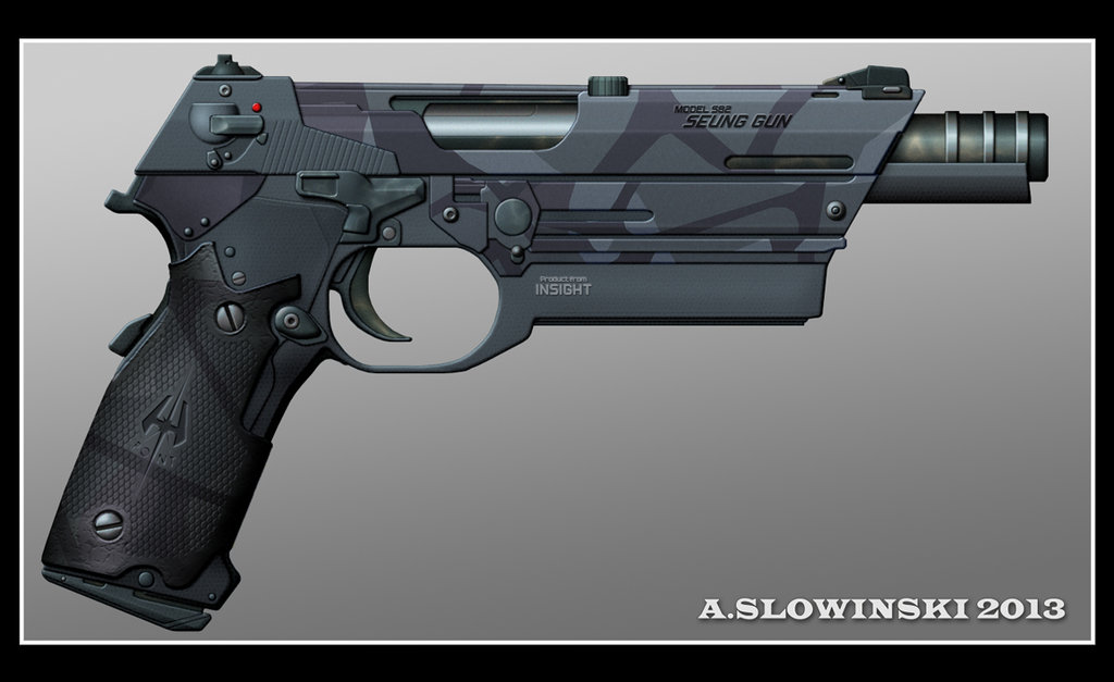 Sys Nica: Future Concept Weapons