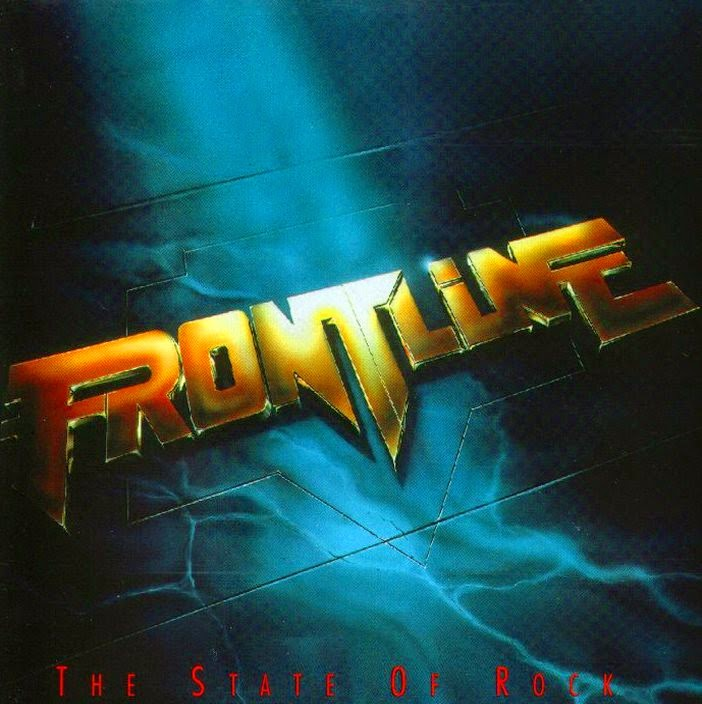 Frontline The state of rock 1994 aor melodic rock music blogspot bands albums