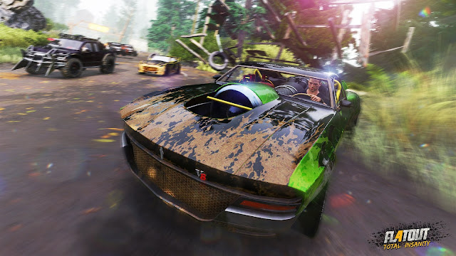FlatOut 4 Total Insanity PC Free Download Gameplay