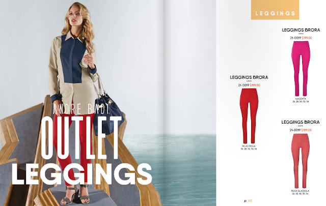Andrea badi outlet agosto ofertas ropa  de moda 2016
