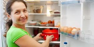 Tutup Makanan Anda dan Bersihkan Tumpahannya