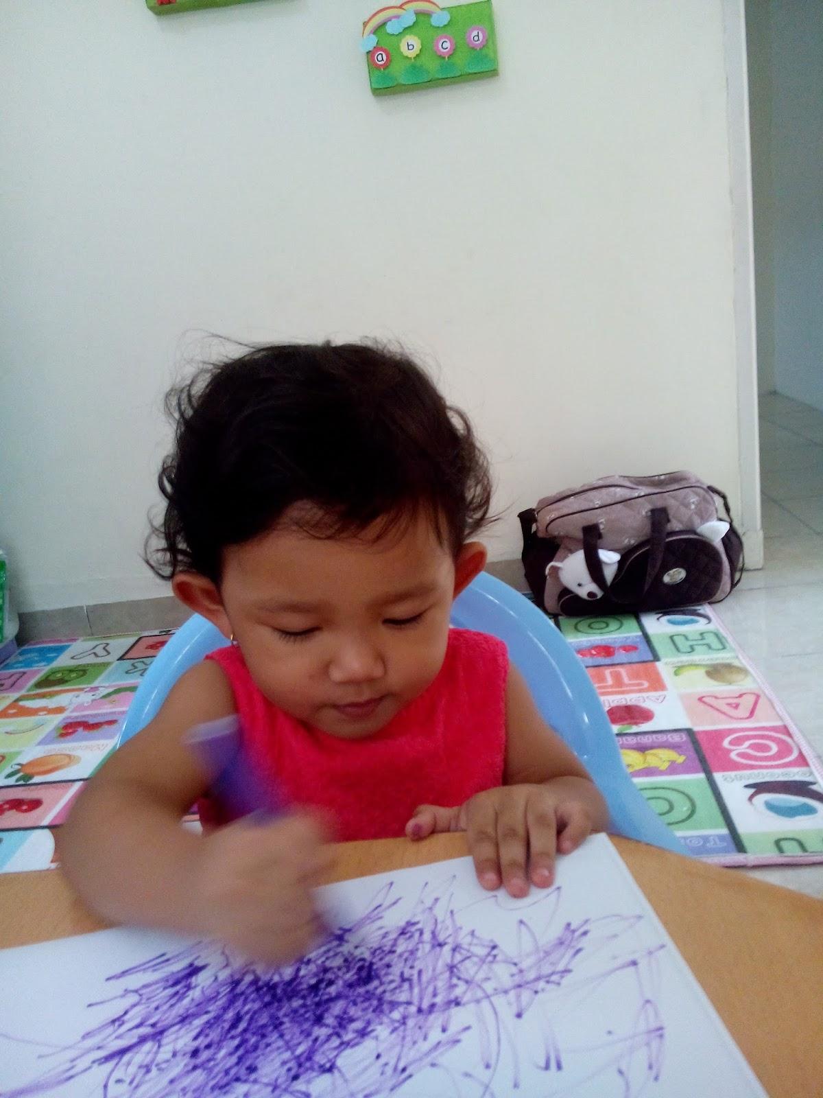 HfSD memperkenalkan sosok R A Kartini dengan cara yang lebih menyenangkan dan kreatif yaitu melalui kegiatan mewarnai