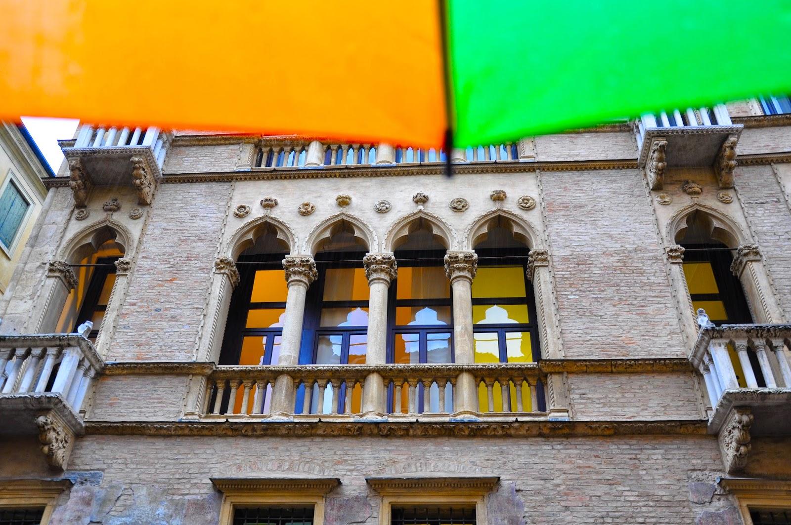 palazzo Vicenza umbrella