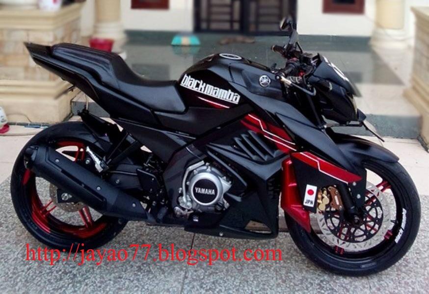 Yamaha Vixion New 2014 Gambar Dan Foto Terbaru