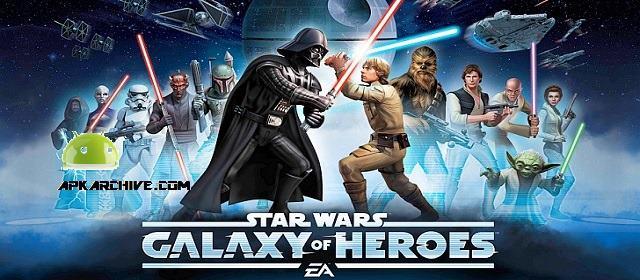 Star Wars™: Galaxy of Heroes v0.3.130076 APK indir