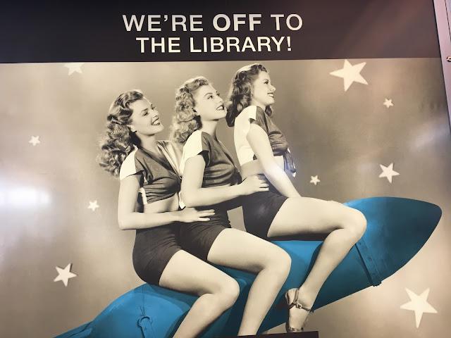 McCarren, library, Vegas, Las Vegas airport