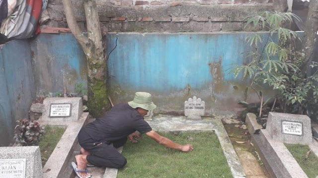 Kisah Penjaga Makam Sirnaraga Bandung, Bikin Merinding!
