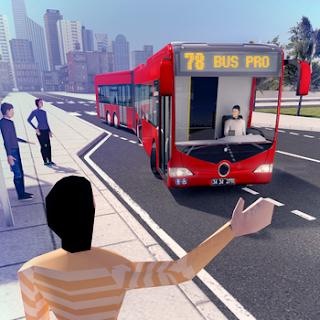 Bus Simulator PRO 2016 v1.0 Mod Apk