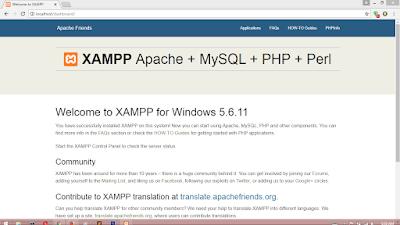 Apache Xampp