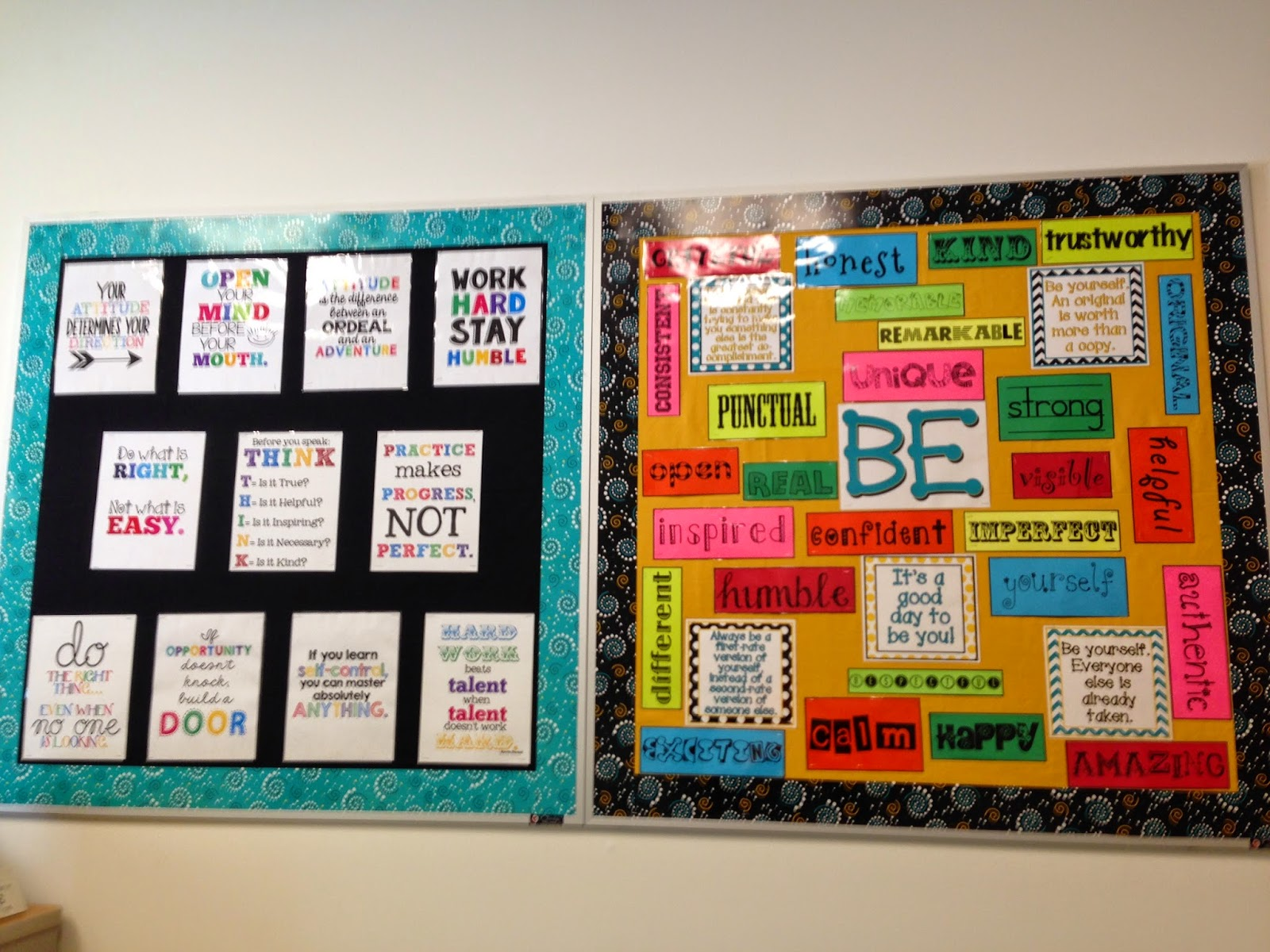 Character Education Board and Door Ideas on Pinterest