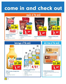 Lidl coupons and deals