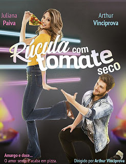 Rúcula Com Tomate Seco - HDRip Nacional