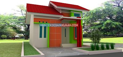 Arsitek Desain Rumah Type 36