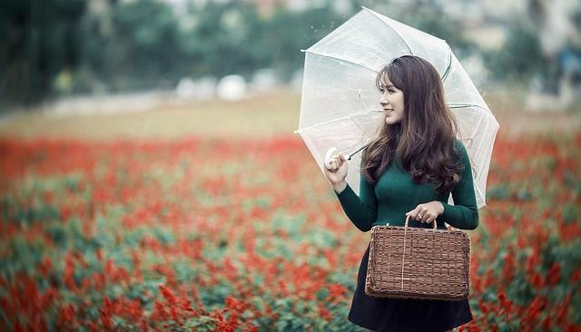 gadis payung