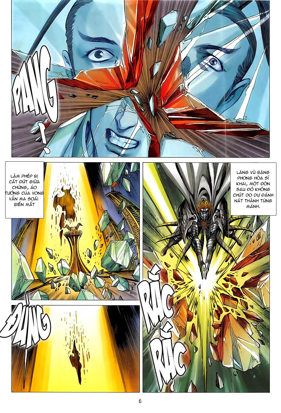 Chiến Phổ chap 19 - Trang 6