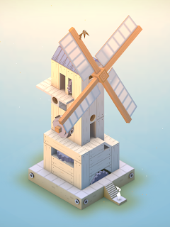 Android Puzzle Game Monument Valley