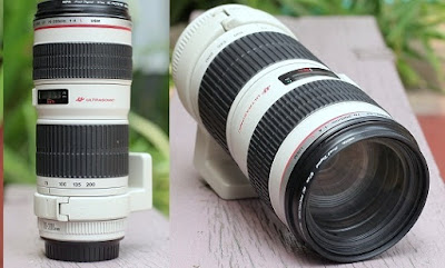 Jual Lensa Canon 70-200 F4 L Bekas