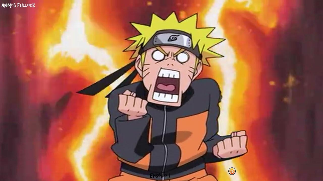 Naruto Shippuden - Episódio 1 - Dublado PT BR