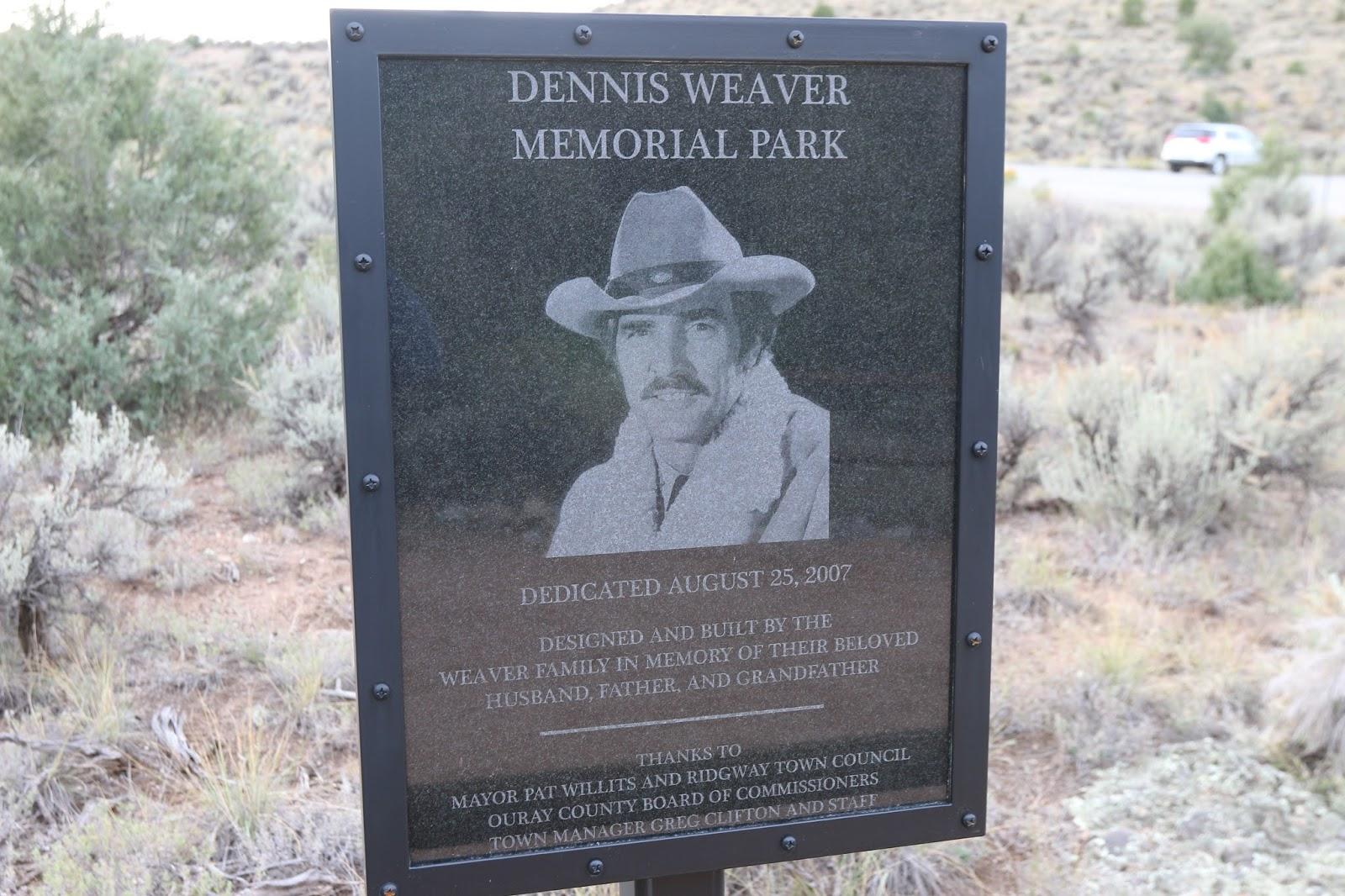 Dennis Weaver Mccloud