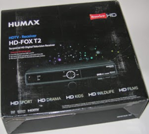 Humax Freeview T2 Digital Receiver Software Download