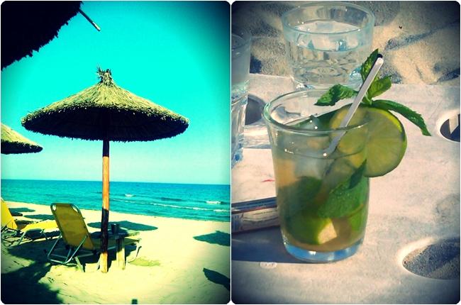 Beach & Mojito