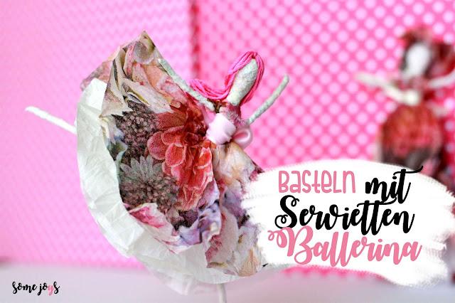 Servietten - Ballerina