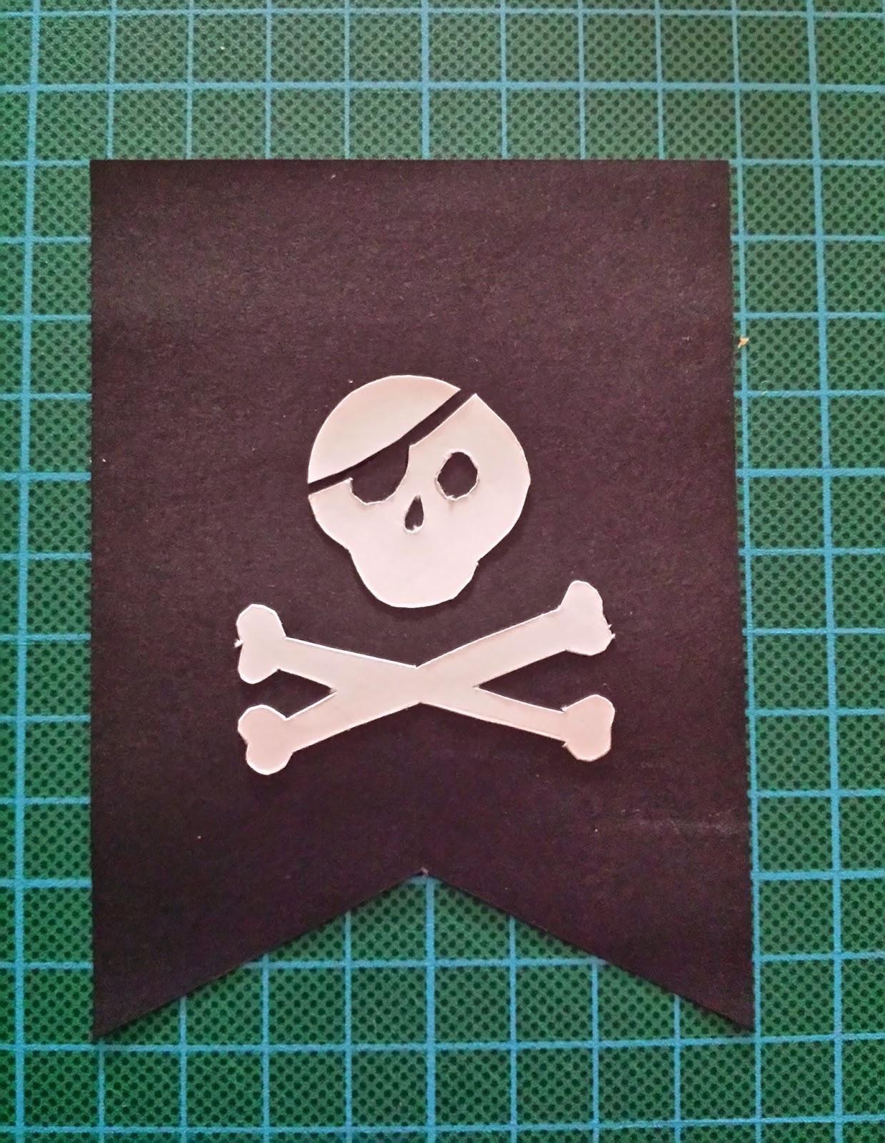 Las cosas de Lorena: Fiesta pirata infantil