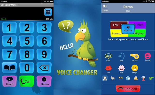 تحميل تطبيق تغيير أصوات المكالمات للأندرويد والأيفون مجاناً