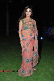 Actress Sony Charishta Stills in Saree at 9th Edition Epicurus Indian Hospitality Awards .COM 0095.JPG