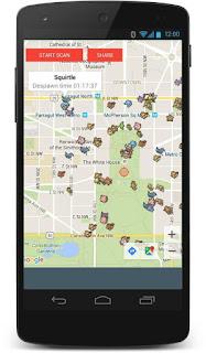 Poke Radar Untuk Pokemon GO 1.4 – Aplikasi Temukan Pokemon lebih Mudah