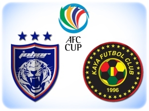 Live Streaming Keputusan JDT vs Kaya FC 25 Mei 2016
