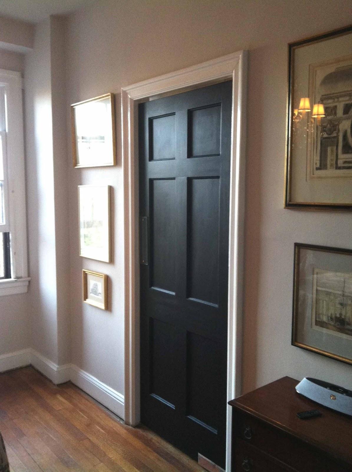 Foyer Paint Colors Architect Design My Black Doors