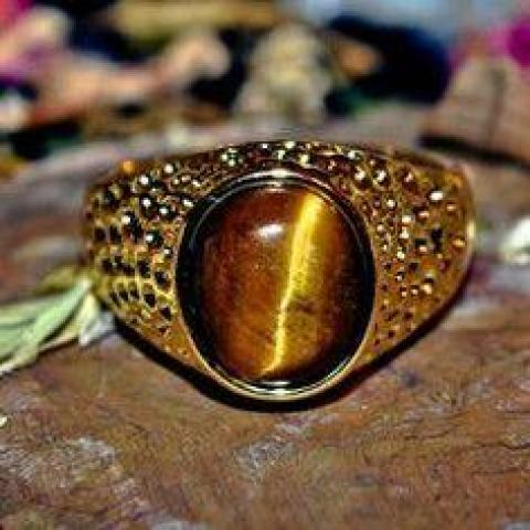 Powerful Magic Ring For Man Or Woman of God To See Visions And Perform Miracles