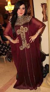 Model Baju Muslim Syahrini Kaftan