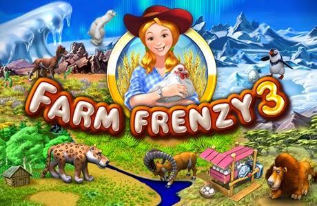 تحميل لعبة المزرعة farm frenzy 2