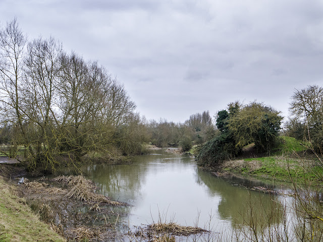 Meandering River great Ouse