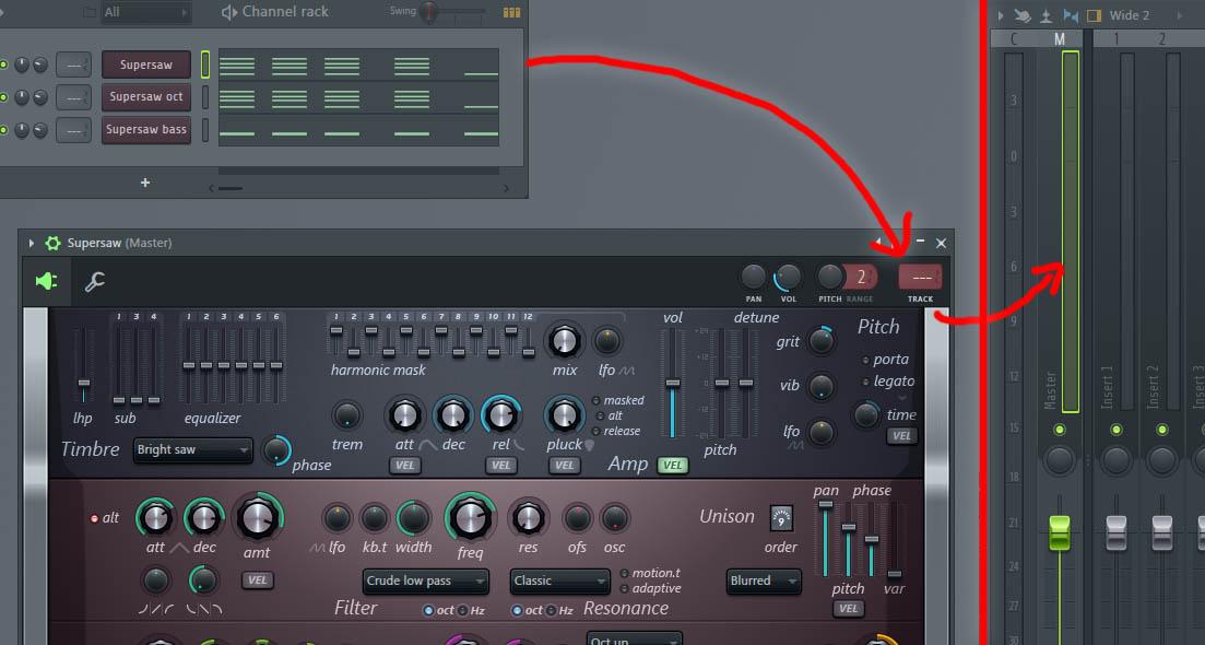 fl studio 12 mixer tutorial