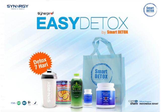 Penjelasan Program Smart Detox