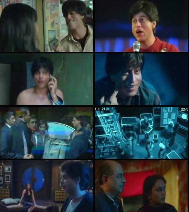 Fan 2016 Hindi DVDScr